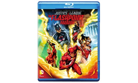 DCU: Justice League: The Flashpoint Paradox (Blu-ray) 83f41485-a991-46c6-9bd5-e79df3a6f6c8