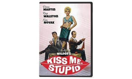 Kiss Me, Stupid DVD d3f2e28e-11b9-484c-8064-13b5a15ae302