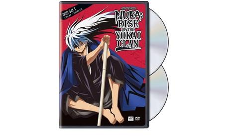 Nura: Rise of the Yokai Clan Set 1 (DVD) fa999c71-2021-48cd-a72c-7b026016251e