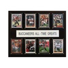 """NFL 12""""x15"""" Tampa Bay Buccaneers All-Time Greats Plaque"""