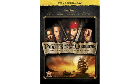 Pirates Of The Caribbean: The Curse Of The Black Pearl (Blu-ray) Com 64132a20-8b2b-41fb-8c16-9e179b9ed10f