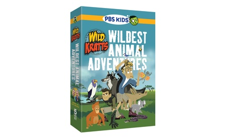 Wild Kratts: Wildest Animal Adventures 20-Episode Deluxe Pack 91cad92b-0cf8-4c1c-bfd2-86a70efbb1e0