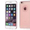 Insten Gel Glitter Case For Apple iPhone 6 Plus 6s Plus Rose Gold