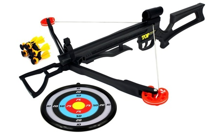 Velocity Toys Top Dog Shooter Children's Toy Crossbow Dart Play Set 252a5c21-a0d8-4f25-919c-8dfbd4dcc3f4
