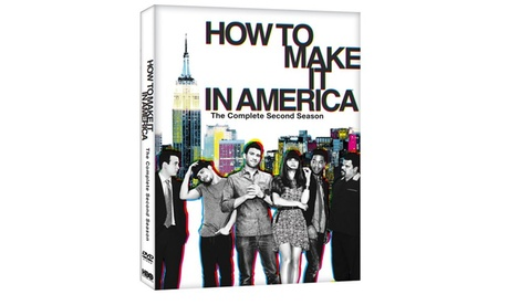 How To Make It In America: The Complete Second Season (DVD) b6493153-81c5-402d-b802-289c5960369b
