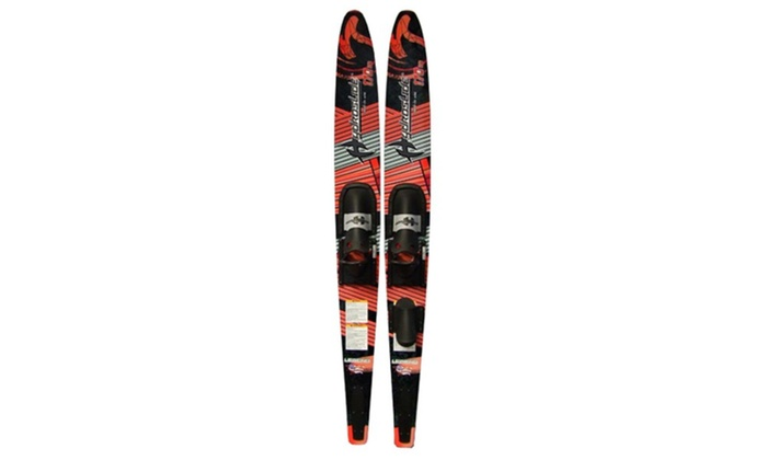 Hydroslide Legend Adult Deluxe Waterskis HS513