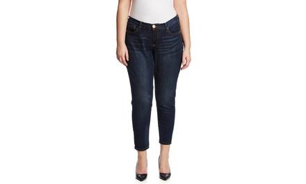 SEVEN7 28 Easy Fit Skinny Jean