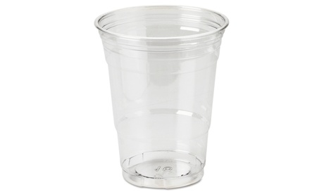 Dixie Clear Plastic PETE Cups, Cold, 16oz, WiseSize, 20 PacksCarton a9f4f16f-43f6-4e3e-89ce-9606c08106de