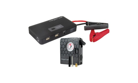 Jump Deluxe Car Battery Charging System With Air Compressor & Usb Ports 73c32062-bc8e-4133-af5b-398dbaf6bb4c