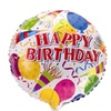 Happy Birthday Balloons Holiday Party Decoration