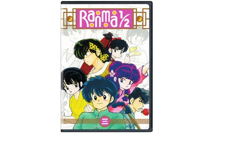 Ranma 1/2: TV Series Set 3 (DVD) 92ccda58-cb98-4154-a81d-980d000d036d