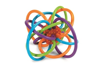 Winkel Rattle and Sensory Teether Activity Toy b13f5286-9196-4e18-b4ae-ee9a787df03b