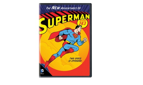 New Adventures of Superman, The: Season 2 and 3 (DVD) 23d69c89-5393-44a8-8873-c5eecfee3dcb