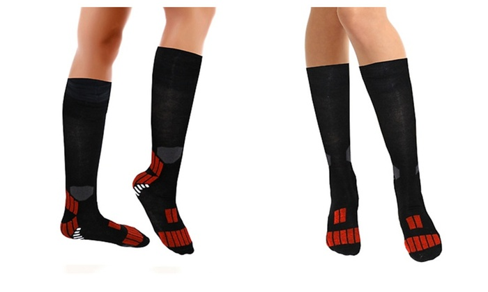 Women's 11 Point Graduated Compression Socks by Z-Comfort