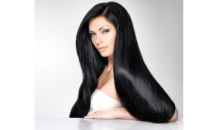 Herbal Henna Indigo Mix Hair Color Powder W Gloves Groupon
