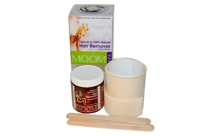 Moom Moom Organic Hair Removal Kit with Lavender - 1 Kit (Pack of 1) c486ef44-a400-4a7a-8d6f-4818ac9cb59d