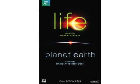 Life / Planet Earth Collection (DVD) 24fe61f7-4bc9-4945-9874-08dc687247f6