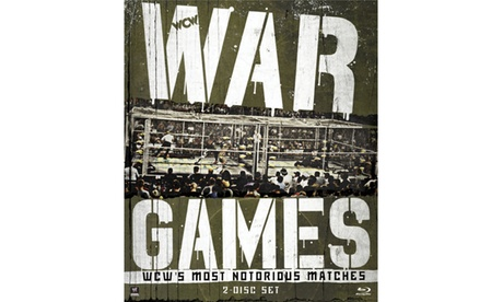 WWE: War Games: WCW's Most Notorious Matches (2-Disc)(Blu-ray) fd3d5157-2fcc-4b84-bedb-fb6488c9ea19