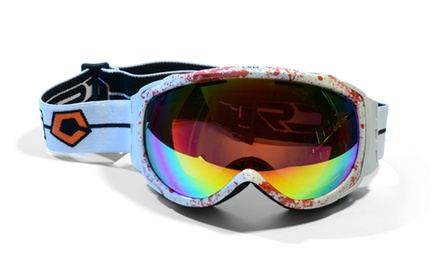 CRG Ski Snow Anti-Fog Double Lens Triple-Layer Foam Goggles CRG98-9A