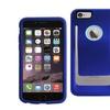 "REIKO Polymer Belt Clip Hard Case For Apple iPhone 6 4.7"" inch - Navy"