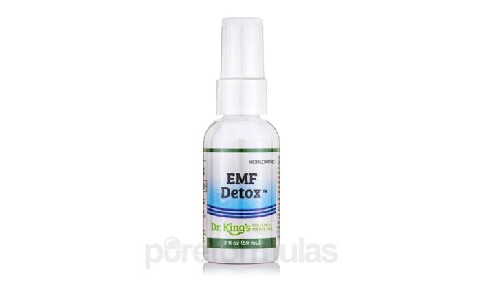 Dr  King's Natural Medicine EMF Detox, 2 Fluid Ounce