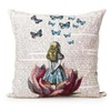 Square Throw Pillow , Cushion Pillow  Home Bed Decor