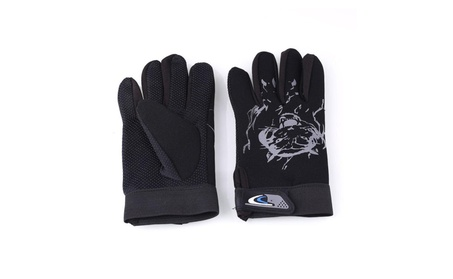 Motorcycle Bicycle Full Finger Antislip Breathable Gloves 2e223cb3-1932-4311-a079-5edf3df0dae4