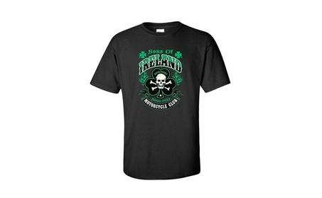 Sons Of Ireland Hooligans Motorcycle Club Irish St Patrick's Day T Shirt 2ffd0620-963e-4490-9884-dcfc460a41e3