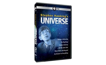 Stephen Hawking's Universe on 3 DVDs e8ceb479-39e4-4a3b-8134-e470b6007edc