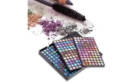 252 Colors Makeup Eyeshadow Palette