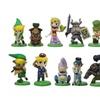 12 PCS The Legend of Zelda Action Figures Cake Topper Kids Toys