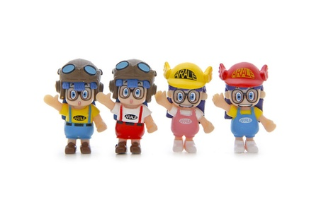 New Arale Cute Action Figures Dolls Toys Set 51086561-9fc9-44d5-b5bb-31ca04ac39e5