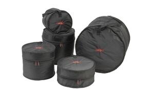 SKB 1SKBDBS2 5 Gig Bag Set for Drum Set