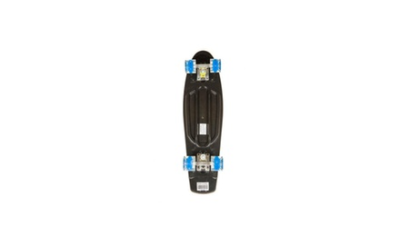 Light-Up Wheel Retro Skateboard 27