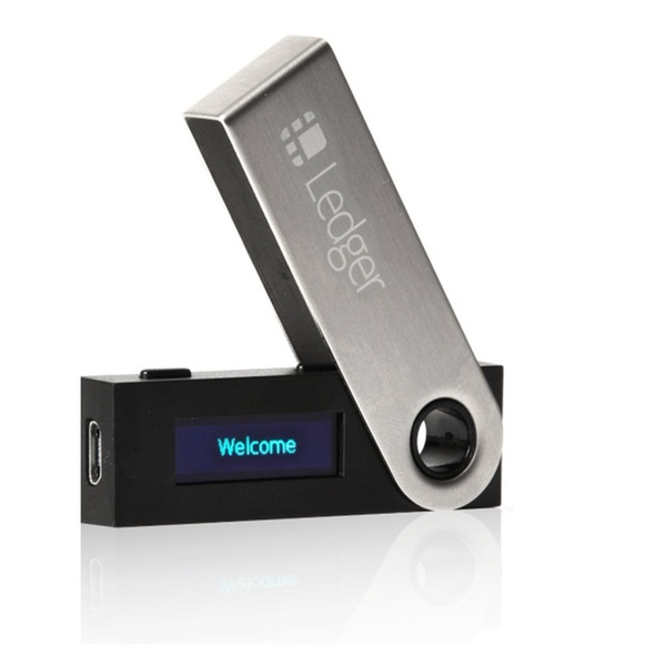 What is ledger nano s cryptocurrency hardware wallet