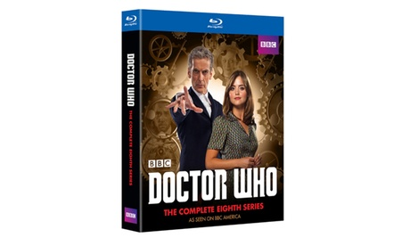 Doctor Who: The Complete Eighth Series (Blu-ray) 36049910-aef5-4781-a6a5-36994b1fc87d