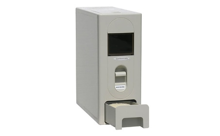 Sunpentown Rice Dispenser - 22lbs capacity 2a9b0c48-9e57-499e-8ce7-ba76e341383c