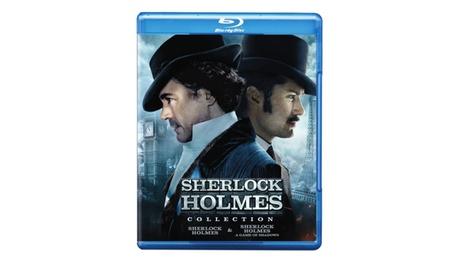Sherlock Holmes / Sherlock Holmes: A Game of Shadows (DBFE)(BD) b8567754-bbb3-4161-a45a-af3237cd5a18