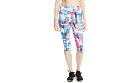 FILA Pretty Printed Capri