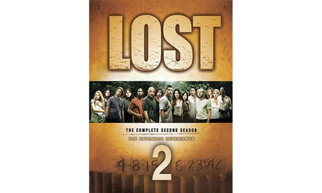 Lost: The Complete Second Season cea22d07-d18c-42c4-a661-bcee58771814