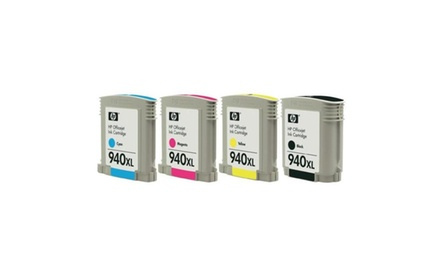 HP Compatible 940XL Combo Pack (BK/M/C/Y)