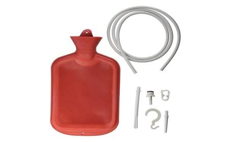 Jobar International Deluxe Hot Water Bottle Kit, Holds 1.75 Quart water 6c285229-4595-4902-8e69-c6397b03a48c