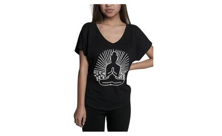Buddha Lines Black