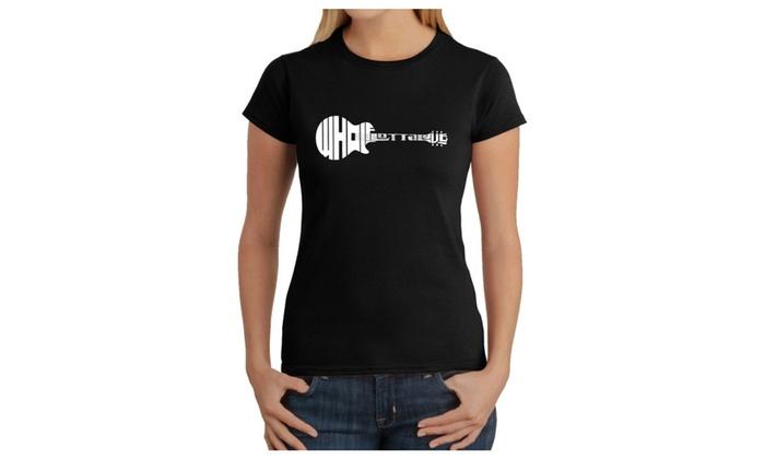 Women's T-Shirt – Whole Lotta Love