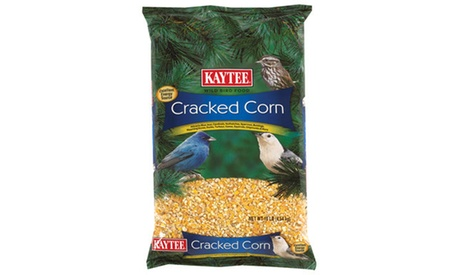 True Value 208954 10 lbs Cracked Corn Wild Bird Food (Goods Pet Supplies Bird Supplies) photo