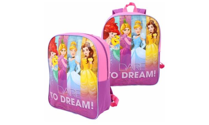 54819794ff39 Disney Princess Dare to Dream Backpack