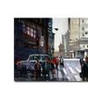 Ryan Radke Busy City - Chicago Canvas Print