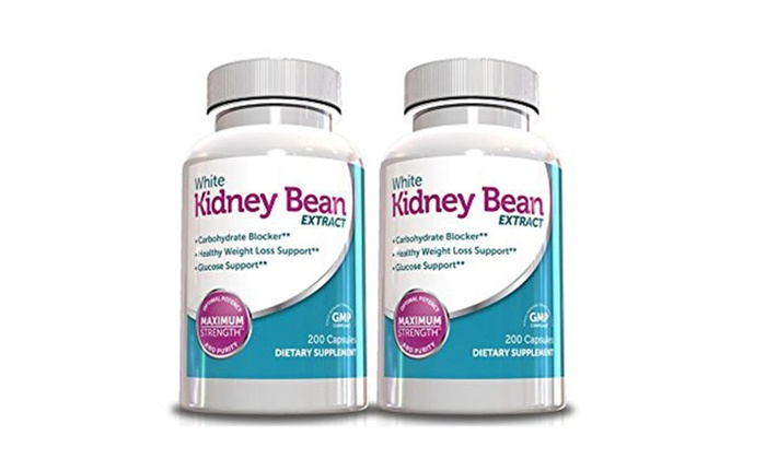 Buy It Now : 2 or 3 Bottles of Pure White Kidney Bean Extract for Weight Loss