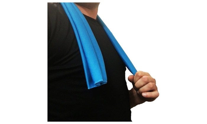 3 - Gym Cooling Towel, Chilling Pad