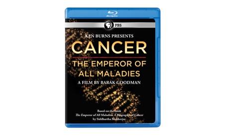 Ken Burns: Cancer: The Emperor of All Maladies Blu-ray e3572e0f-89bb-434e-a03b-c629752adcde